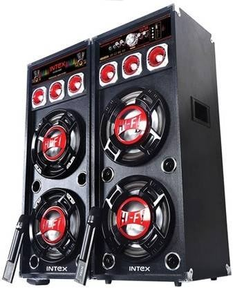 Intex Dj 420k Sufbt Price Wireless Bluetooth 10 Unit Dj Speakers Mobilescout Com