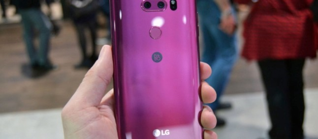 Some units of LG V30 started to receive Android Oreo ...