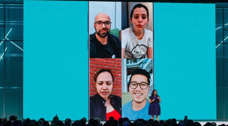WhatsApp testing group video call feature with select iOS and ...