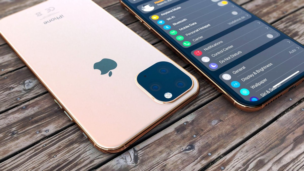 Apple iPhone 2021 could feature under-display camera tech ...