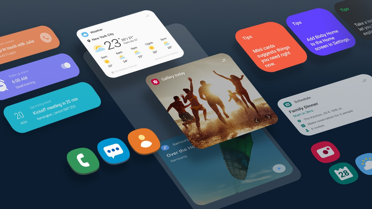 Top Samsung One UI 3.0 and Android 11 features - Neowin