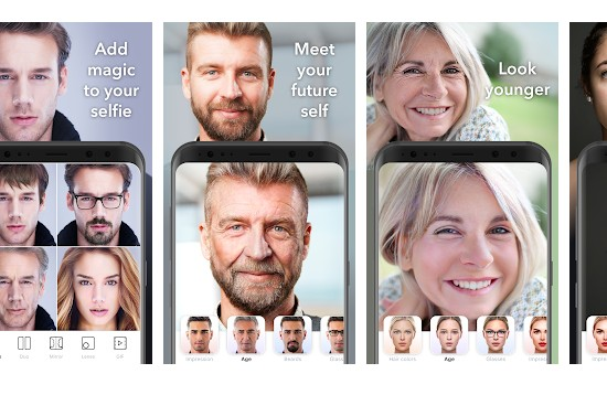 How to use FaceApp's old-age filter if the app is showing error -  Mobilescout.com - MobileScout.com