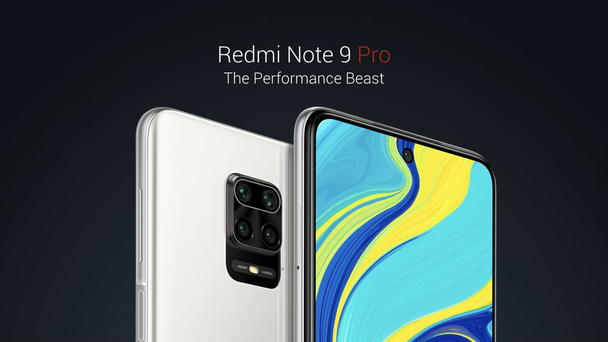 Redmi Note 9 Pro And 9 Pro Max With Quad Cameras Snapdragon 720g Now Official Mobilescout Com Mobilescout Com