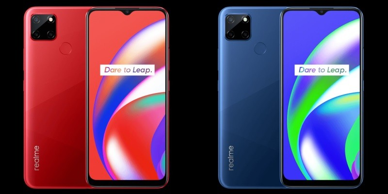 Realme C12 with Helio G35, triple cameras, 6000mAh battery ...