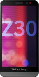 BlackBerry Z30